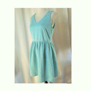 *2/$12* Everly Green Knit Dress Size Medium